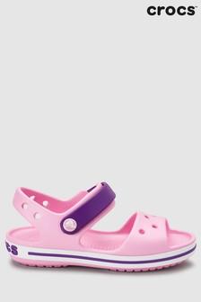 Crocs™ Pink Crocband™ Sandal