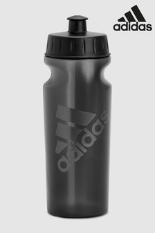 adidas Black Performance Water Bottle