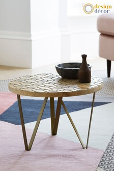 Shilp Side Table By Design Décor