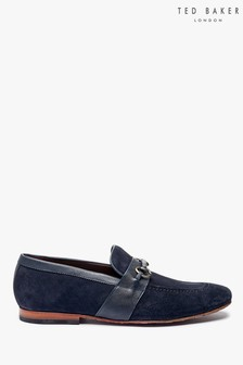 Ted Baker Navy Daisers Loafer
