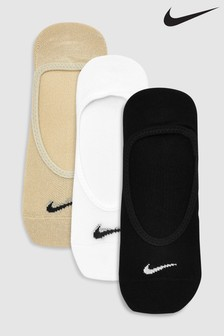 Nike Adult Multi Footsies 3 Pack