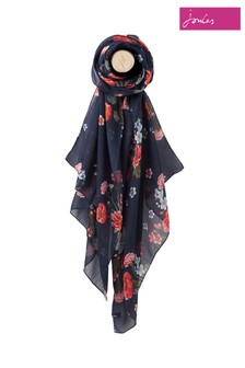 Joules Wensley Longline Woven Scarf