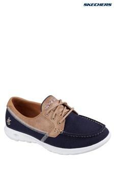 Skechers® Navy Go Walk Shoe