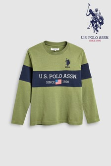U.S. Polo Assn. Long Sleeve Tee