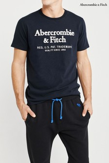 Abercrombie & Fitch Navy T-Shirt