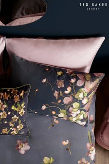 Set of 2 Ted Baker Arboretum Floral Cotton Pillowcases