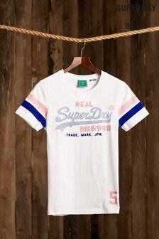Superdry Vintage Logo Varsity T-Shirt