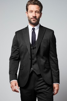 Wide Lapel Suit