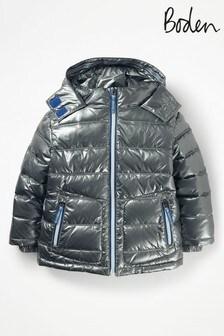 Boden Grey Padded Jacket