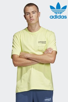 adidas Originals Yellow Kaval Graphic Tee