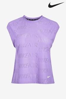 Nike Air Short Sleeve Running Tee