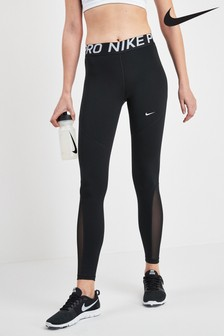 Nike Pro Black Tight