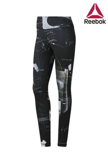 Reebok Work Out Ready Printed Leggings