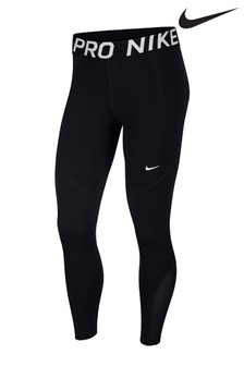 Nike Pro Black 7/8 Leggings