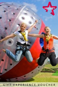 Ultimate Choice For Action And Adventure For Two Gift Experience by Activity Superstore