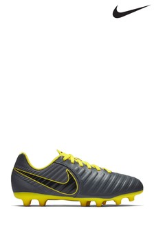 Nike Grey Legend 7 Club Multi Ground Junior & Youth