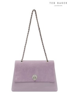 Ted Baker Purple Shoulder Bag