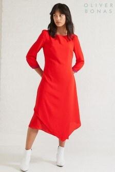 Oliver Bonas Essence Asymmetric Dress