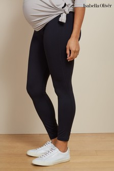 Isabella Oliver Black The Maternity Active Legging