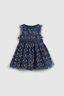Lace Floral Prom Dress (3mths-7yrs)