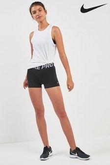 """Nike Pro Black 3"""" Short"""