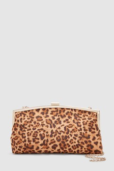 Frame Clutch Bag