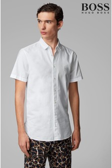 BOSS Logo Megneton Short Sleeve Shirt
