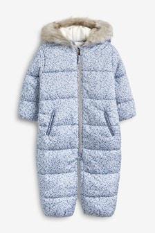 Shower Resistant Snowsuit (3mths-7yrs)