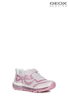 Geox Pink J Android Shoe