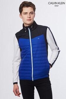 Calvin Klein Golf Blue Strike Tec Gilet