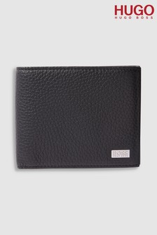 BOSS Black Crosstown Wallet