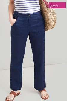 Joules Lindy Linen Trousers