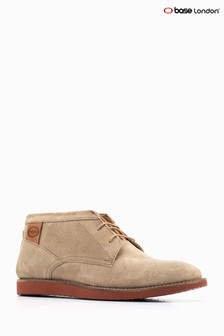 Base London® Taupe Suede Buster Boot