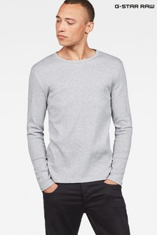G-Star Grey Base HTR T-Shirt