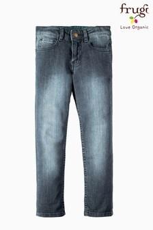 Frugi Blue Jilly Light Wash Organic Cotton Jean