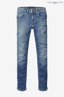 Tommy Hilfiger Skinny Jeans Nora, blau