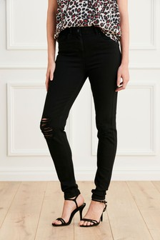 6202587c86a4 Ripped Jeans for Women | Ladies Ripped Skinny Jeans | Next UK