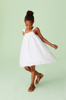 Broderie Sundress (3-16yrs)
