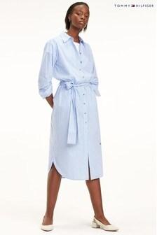Sukienka koszulowa Tommy Hilfiger Essential
