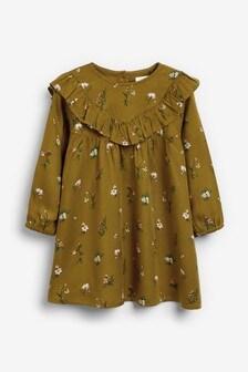 Ruffle Dress (3mths-7yrs)