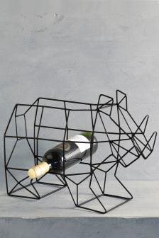 Rhino Wine Rack