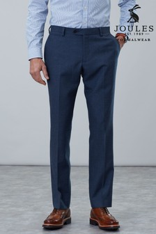 Joules Suit: Slim Fit Trouser