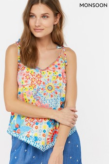 Monsoon Ladies Iggy Printed Cami