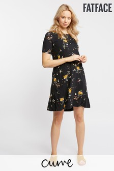 FatFace Simone Printed Dress