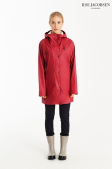 Ilse Jacobsen Red Raincoat