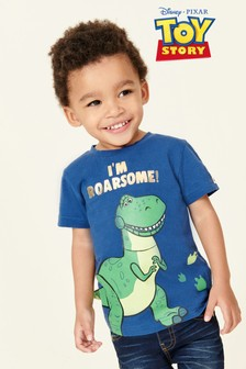 Disney™ Toy Story 3D Dino Tail Rex T-Shirt (3mths-8yrs)