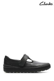 Clarks Black Rock Move K Shoe