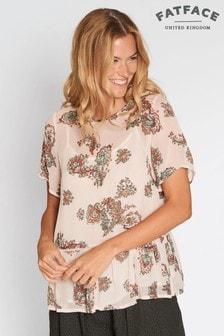f1581c592da588 Women's, Tops Fat Face, Blouses Short Sleeve | Next Netherlands