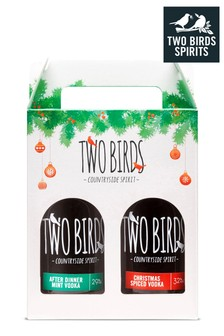Set of 2 Fledgling Christmas Gift Set by Two Birds