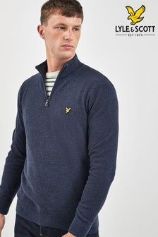 Lyle & Scott Quarter Zip Jumper
